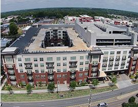 Roof repair in Atlanta, GA by roofing contractors