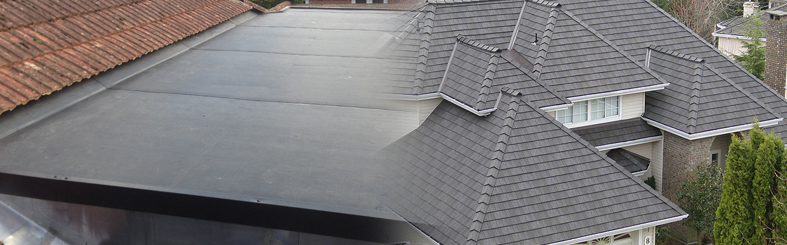 rubber roofing contractors